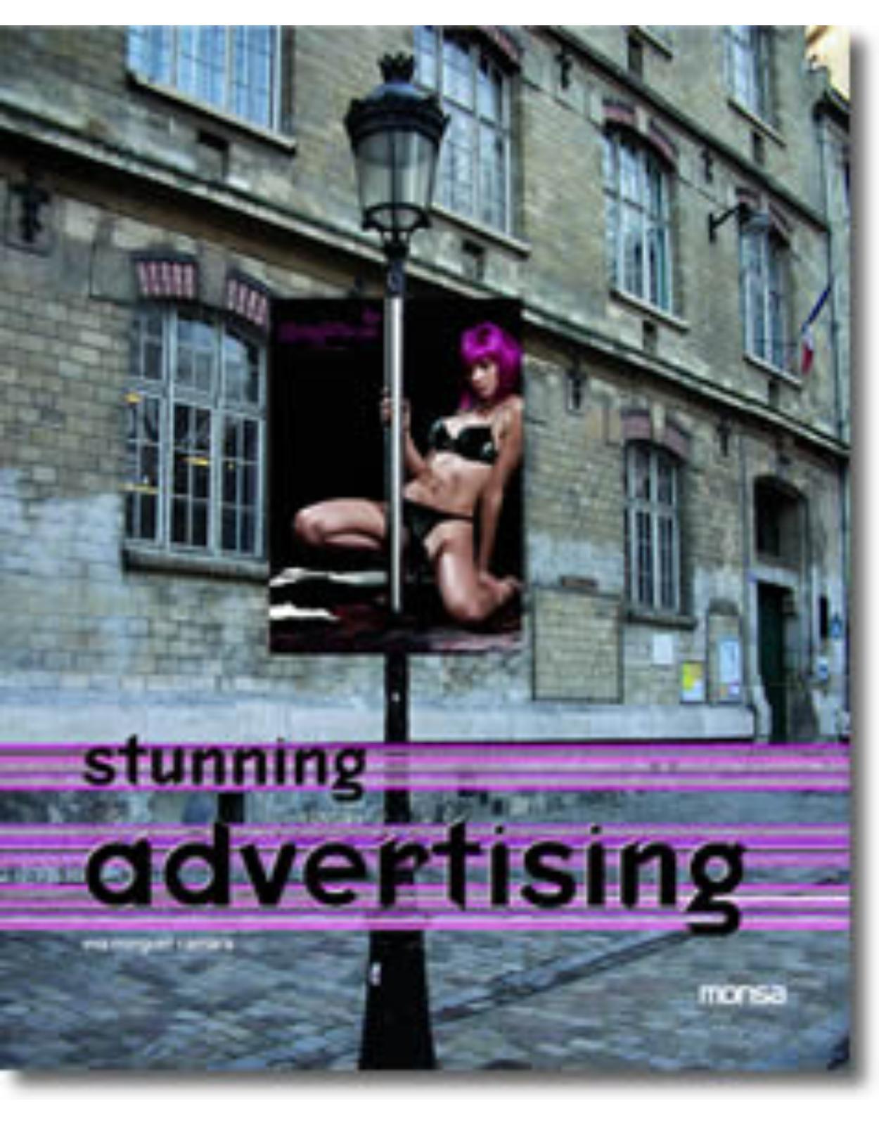 Stunning advertising