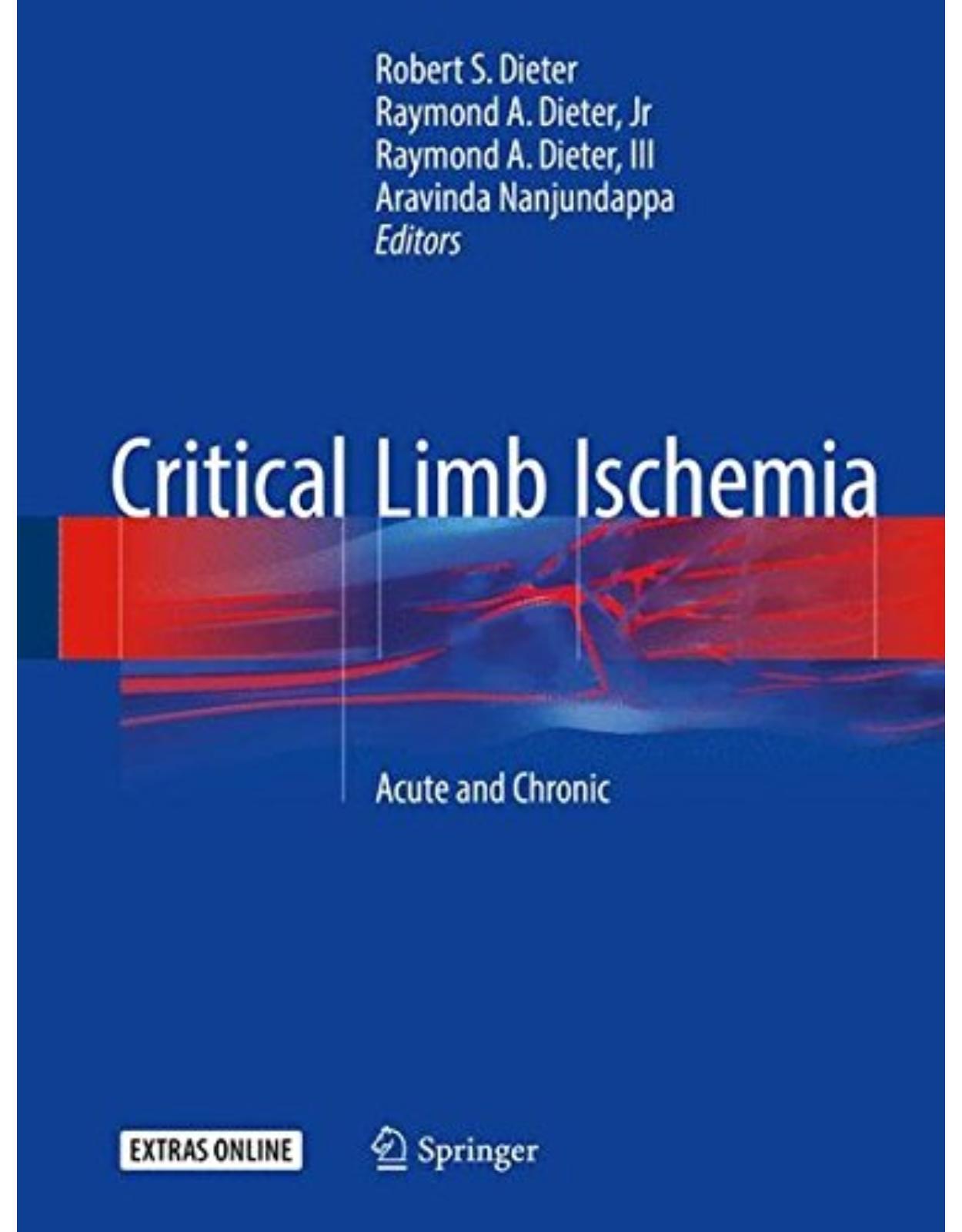 Critical Limb Ischemia: Acute and Chronic
