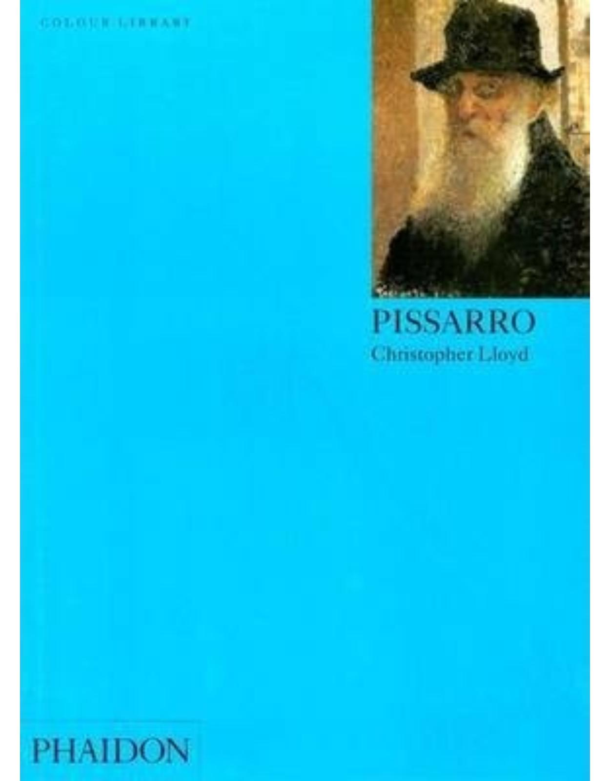 Pissarro (Phaidon Colour Library)