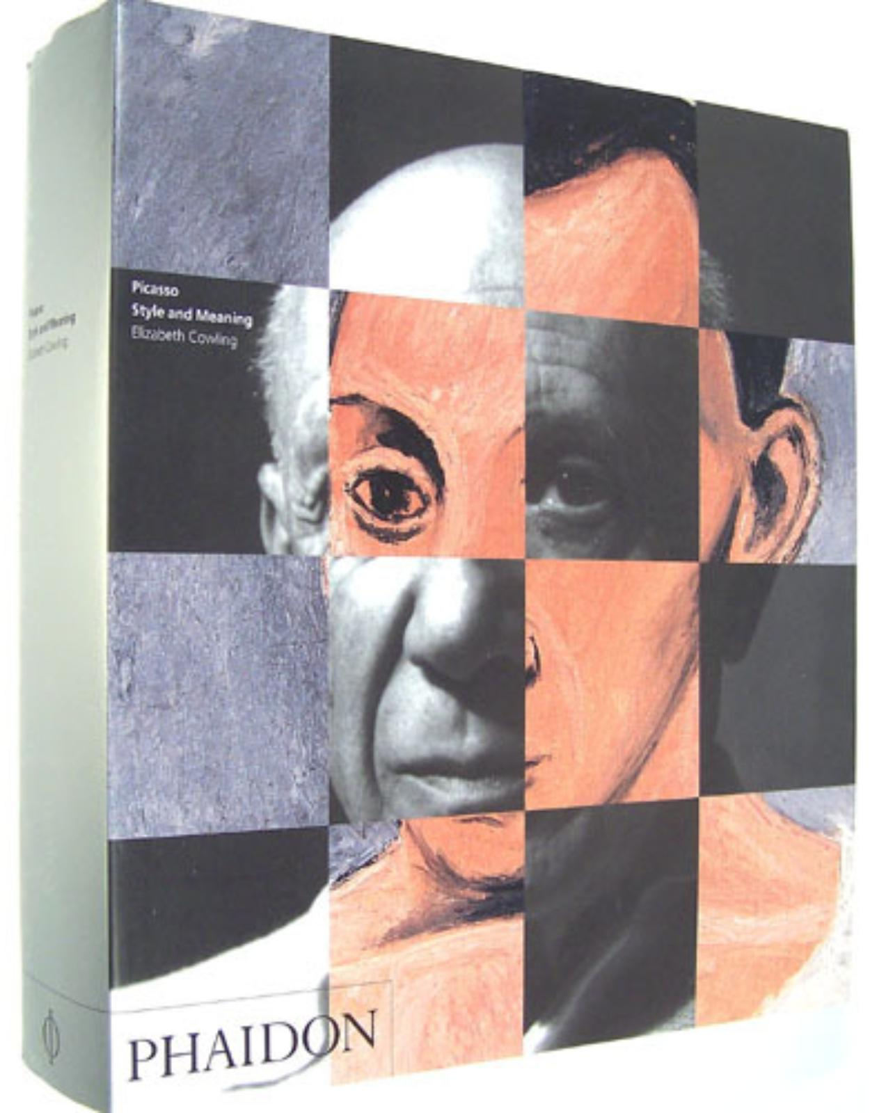 Picasso: Style and Meaning PB