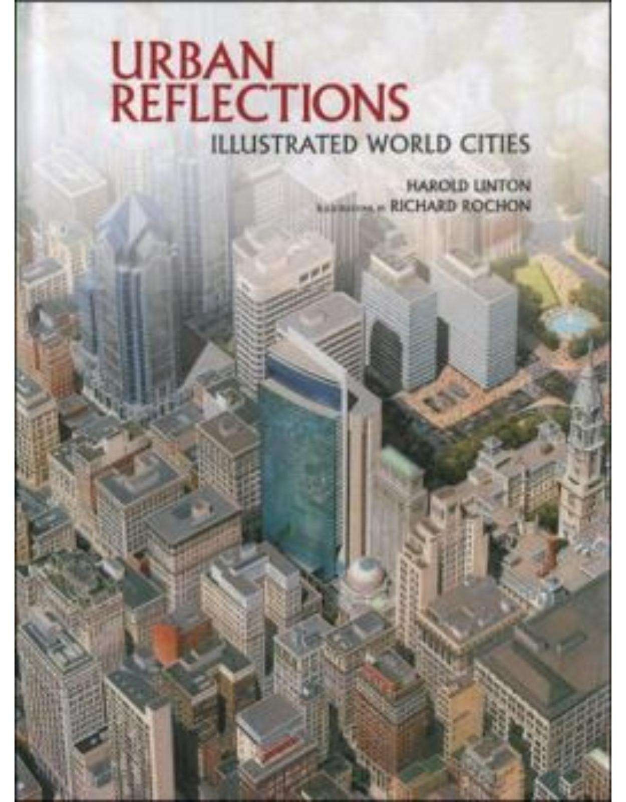 Urban Reflections: Illustrated World Cities