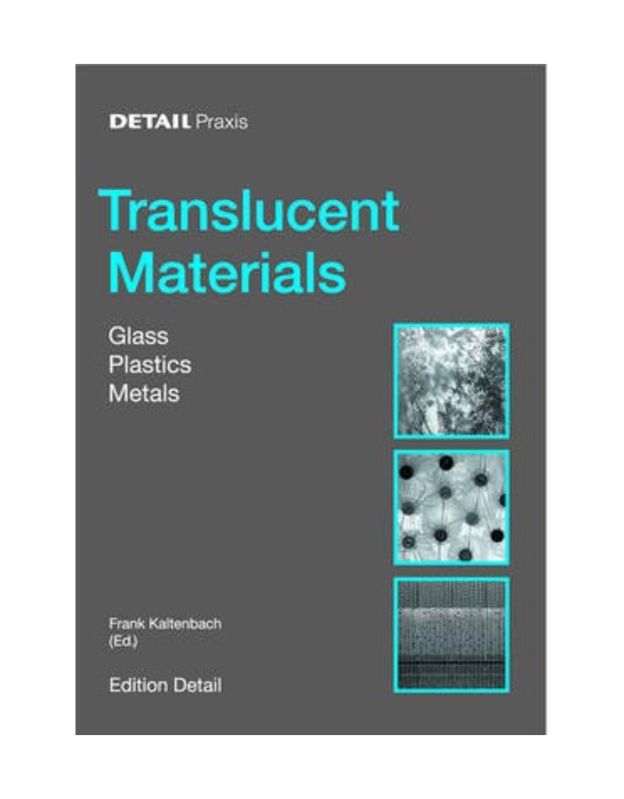 Detail Practice: Translucent Materials