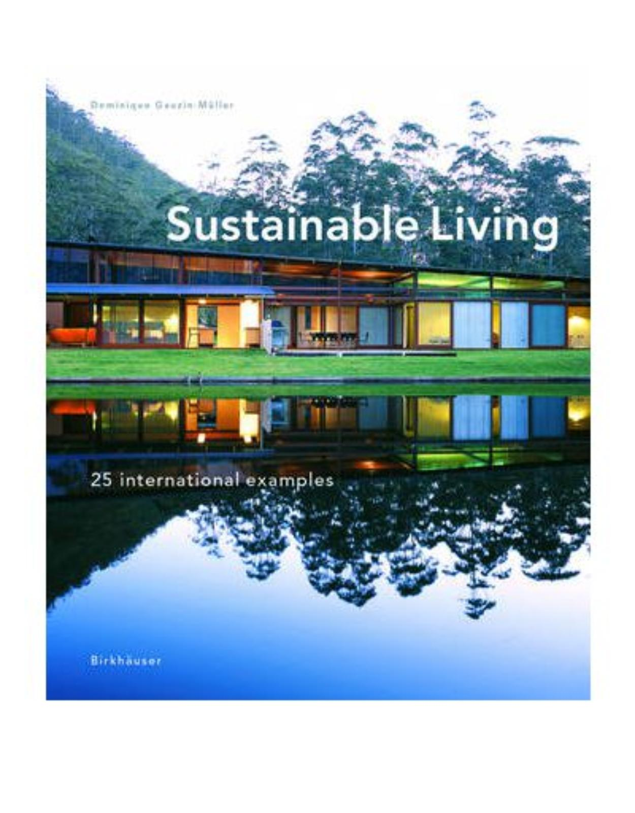 Sustainable Living: 25 International Examples