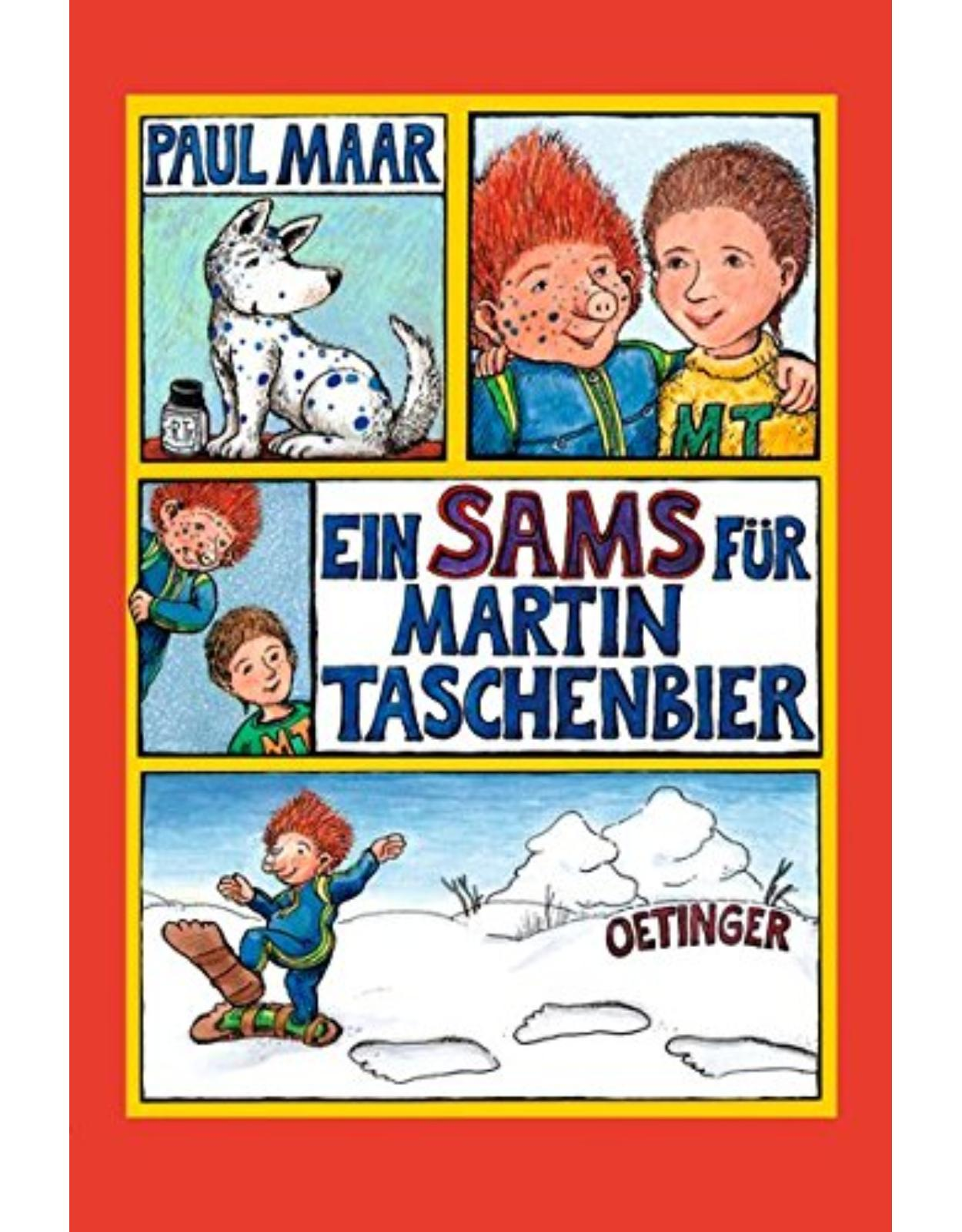 Ein Sams für Martin Taschenbier. ( Ab 10 J.)