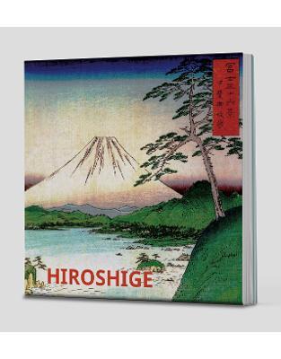 Libraria online eBookshop - Album de arta Hiroshige - Janina Nentwig - Prior