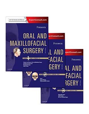 Libraria online eBookshop - Oral and Maxillofacial Surgery, 3rd Edition - Raymond J. Fonseca - Elsevier