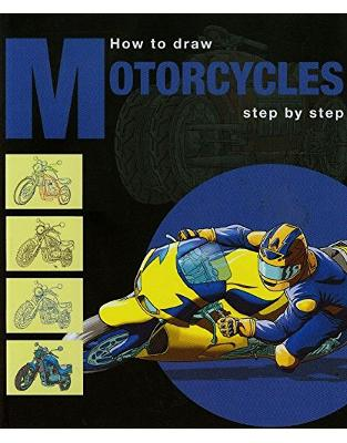 Libraria online eBookshop - How to draw - Motorcycles - Praca Zbiorowa - Könemann
