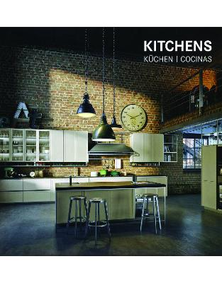 Libraria online eBookshop - Kitchens - Könemann - Loft