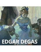 Libraria online eBookshop - Album de arta Degas - Edgar Degas - Prior