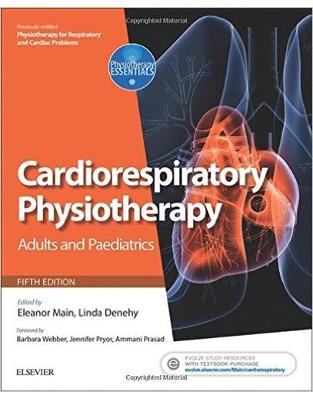 Libraria online eBookshop - Cardiorespiratory Physiotherapy: Adults and Paediatrics, 5th Edition - Eleanor Main,Linda Denehy - Elsevier