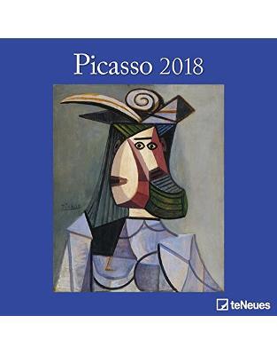 Libraria online eBookshop - Calendar Picasso 2018  -  -