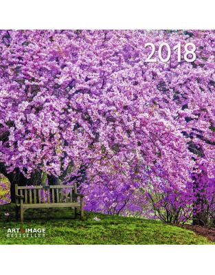 Libraria online eBookshop - Calendar Magical Gardens 2018 - TeNeues -