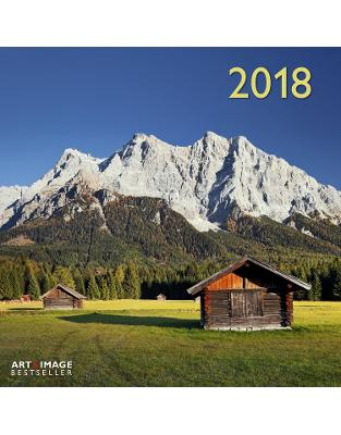 Libraria online eBookshop - Calendar Alps 2018 -  - TeNeues