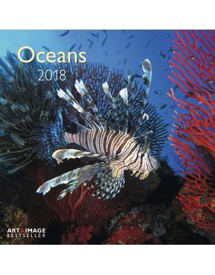Libraria online eBookshop - Calendar Oceans 2018 -  - TeNeues