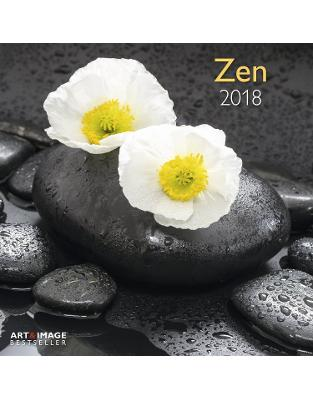 Libraria online eBookshop - Calendar Zen 2018 -  - TeNeues