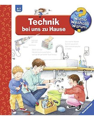 Libraria online eBookshop - Technik bei uns zu Hause (Wieso? Weshalb? Warum?, Band 24) - Ulrike Holzwarth-Raether, Doris Rübel - Ravensburger