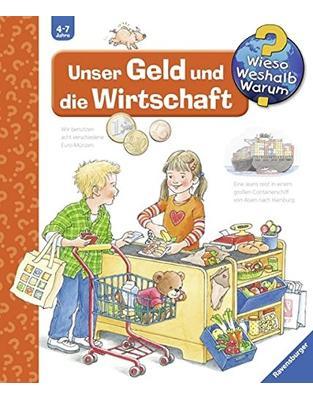 Libraria online eBookshop - Unser Geld und die Wirtschaft (Wieso? Weshalb? Warum?, Band 31)  - Angela Weinhold - Ravensburger