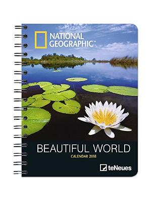 Libraria online eBookshop - Agenda National Geographic Beautiful World  -  - TeNeues
