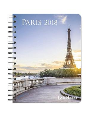 Libraria online eBookshop - Agenda Paris 2018  -  - TeNeues