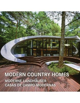 Libraria online eBookshop - Modern Country Homes - praca zbiorowa  - Konemann