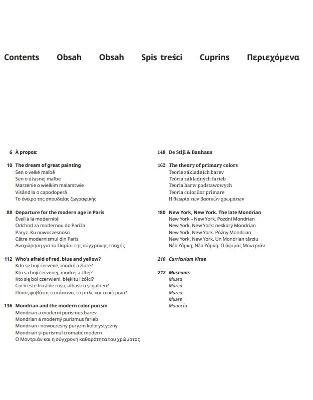 Album de arta Mondrian
