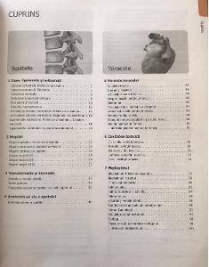 Atlas de Anatomie, Nomenclatura latina
