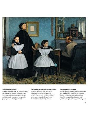 Album de arta Degas