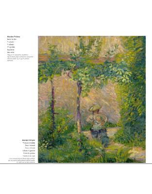 Album de arta- Gradini impresioniste